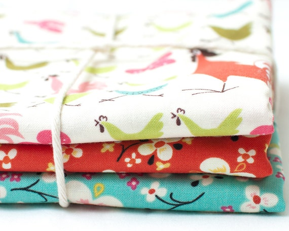 Farmdale by Alexander Henry Bundle (1.5 Yards total)