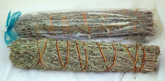 Sacred Sage Wand Large Smudge Stick