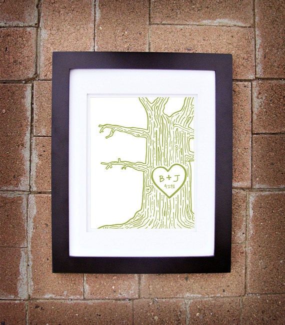 Love Tree - 8x10 Printable art