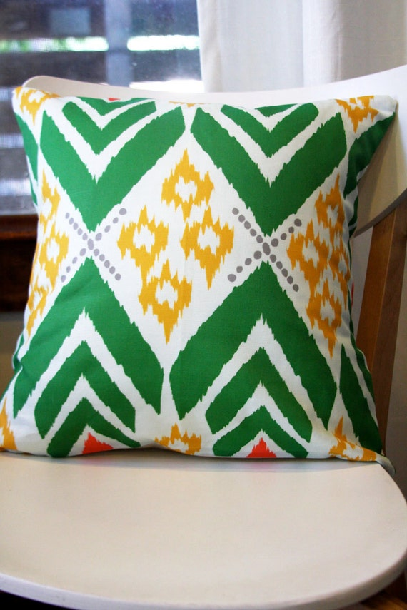 Navajo Removable Throw Pillow Cover