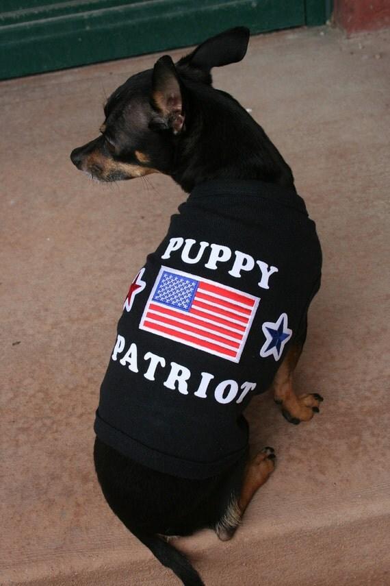 Puppy Patriot Shirt