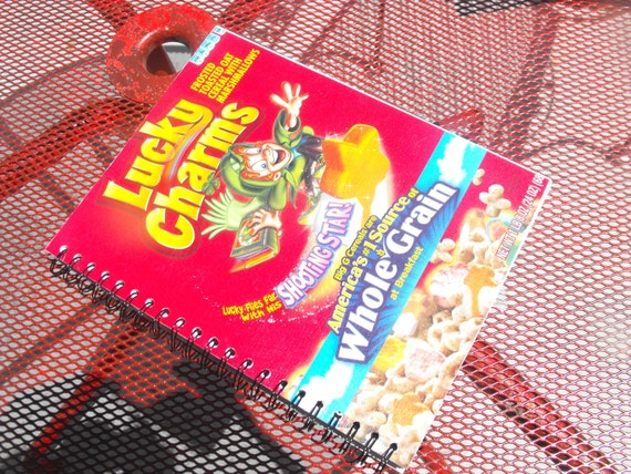 Lucky Charms Journal