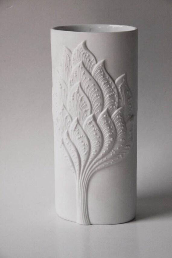 Фарфоровая ваза Op Art - Kaiser