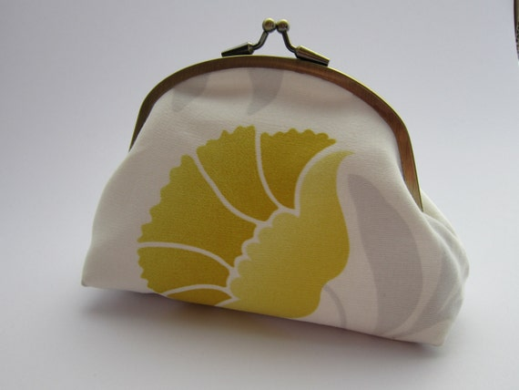 Sunshine Yellow  Purse/Wallet