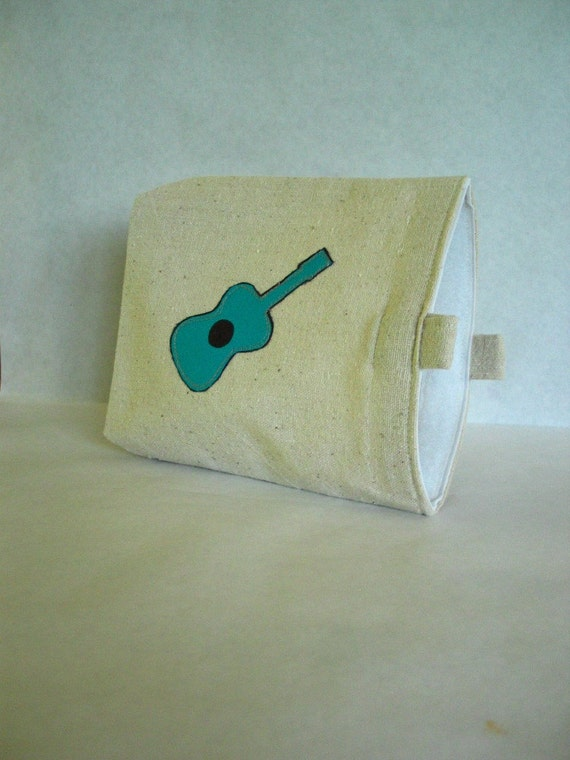 Guitar Reusable Sandwich Bag