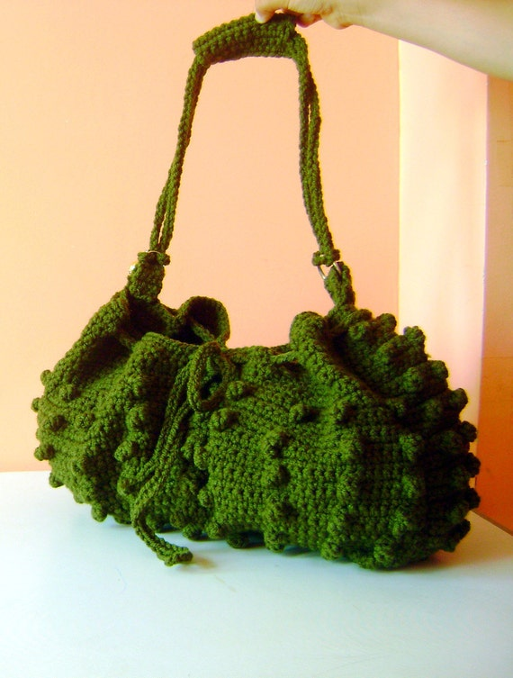 Crochet Easter Bag Pattern : Hibbe Bags