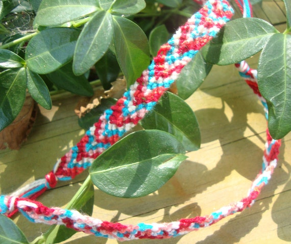 Designs For Friendship Bracelets. These friendship bracelets are
