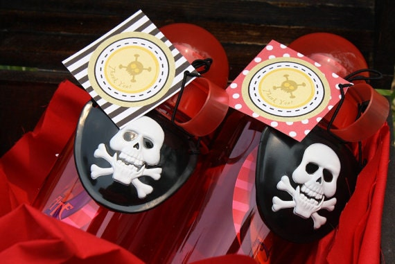 PRINTABLE Pirate Party Bundle- A Pirate's Life Party Collection