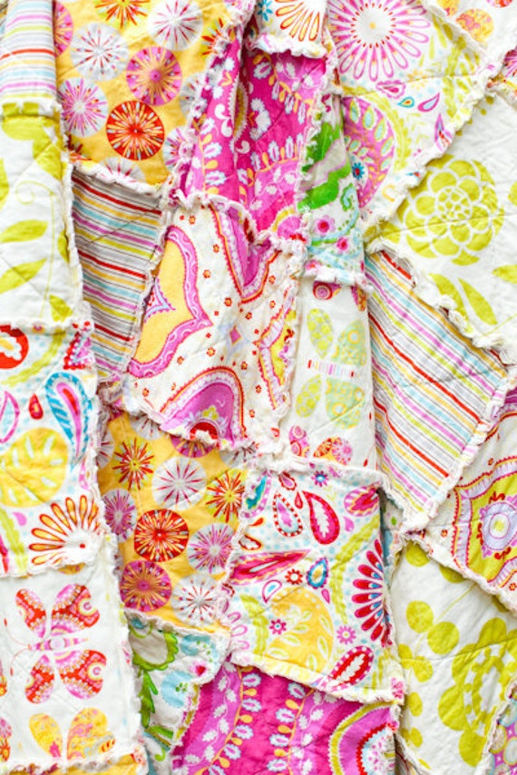 Iu0027m Really Loving These Rag Quilts Latelyu2026