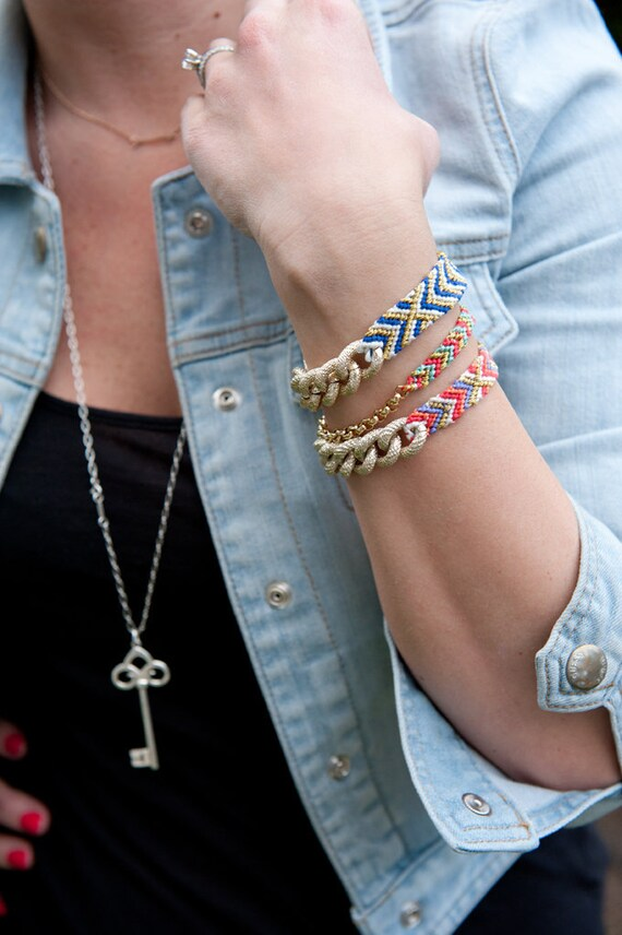 Pinky Swear bfrend bracelet