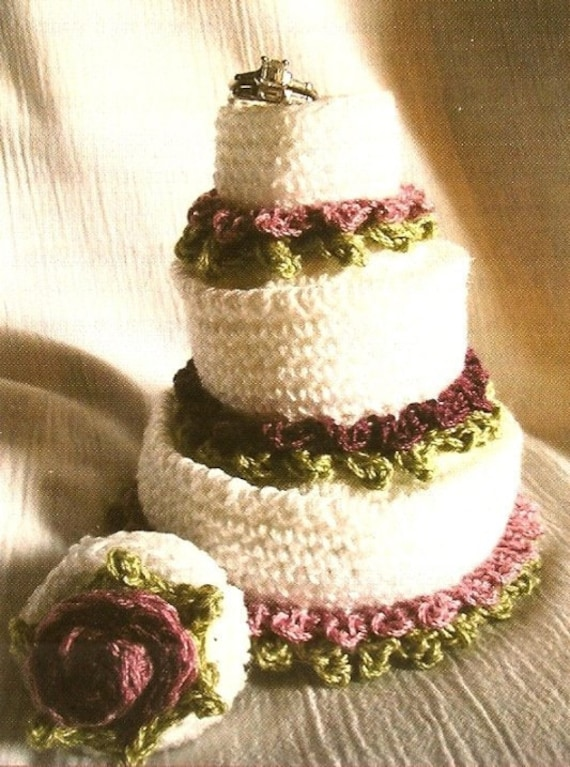 Craft Attic Resources: Knit and Crochet Wedding Patterns