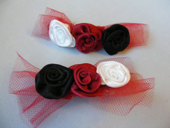 Twilight Renesmee Barrette Set