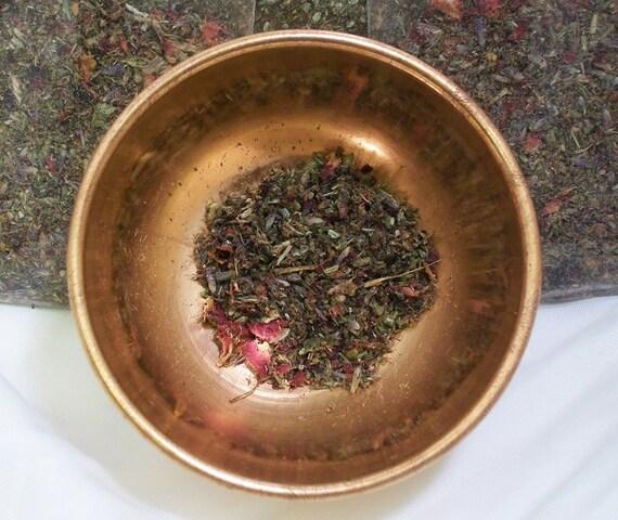 Dancing Fairies Sacred Sage Herbal Incense Powder