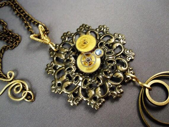 Chrono Necklace