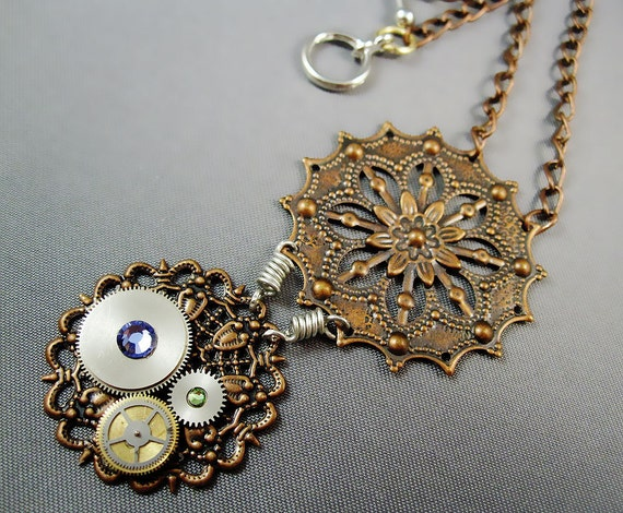 The Machinist's Talisman Necklace