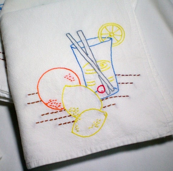 Teach Me Tuesday: Hand Embroidery How-To - Living With Lindsay