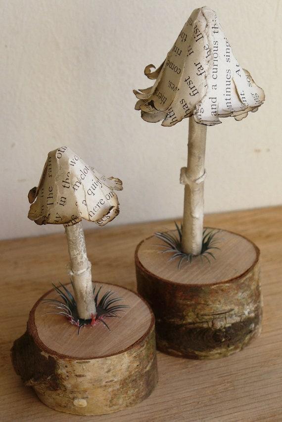 Cool Stuff Art Gallery Favorite Friday Artists Mushroom Art