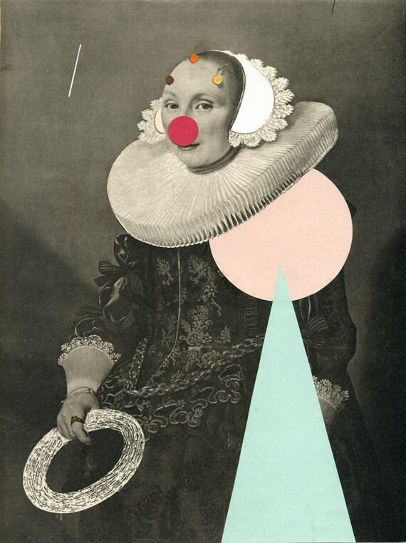 Harlequin - Print