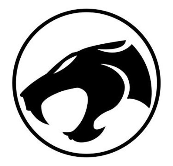 Thundercat Emblem on Thundercats Logo Vector Image Search Results