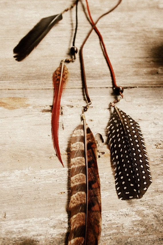 native dreamer a feather for your hair