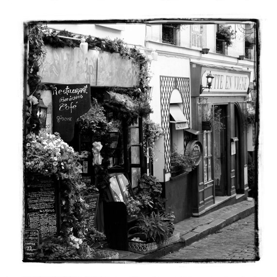 Paris Montmartre �������� - �����-����� ����� - ���� � ��. ���� - Paris Photo - �������������� ����������� - ����� ����� - ����� ����
