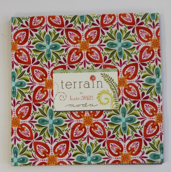 Terrain by Kate Spain for Moda - SUPER SPECIAL PRICE Layer Cake