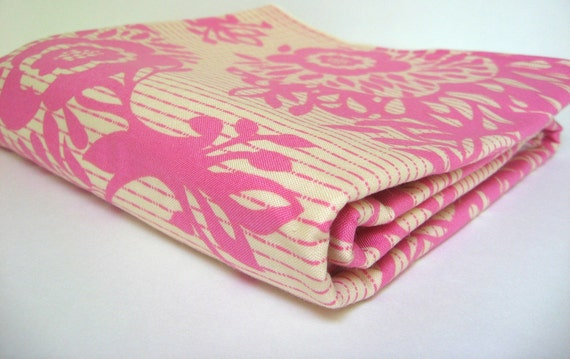 Organic Baby Blanket, Perfect Pink