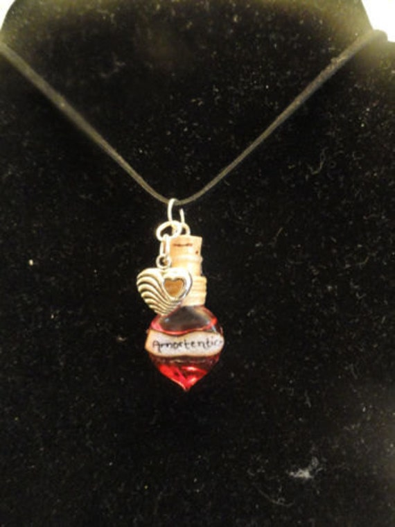 Harry Potter Amortentia Inspired Necklace