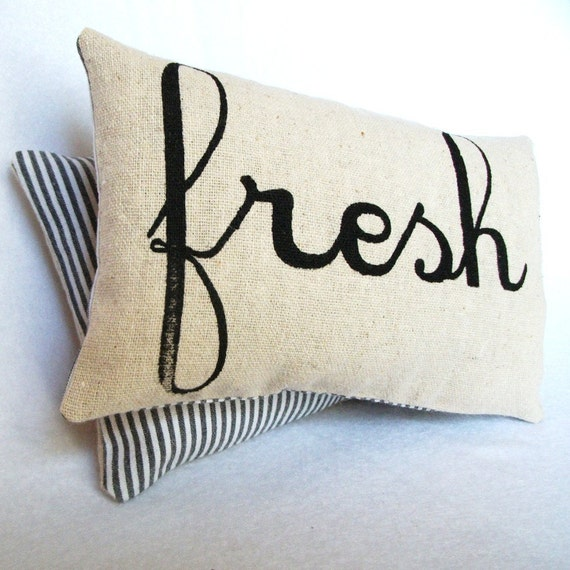 f r e s h eco friendly lavender pillow sachets