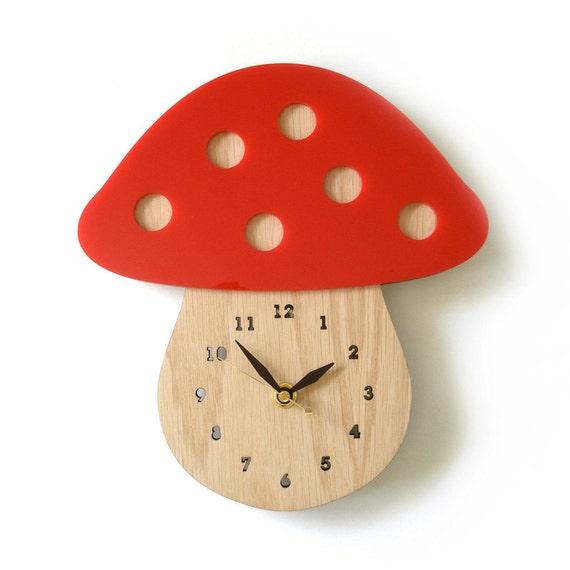 horloge murale designer