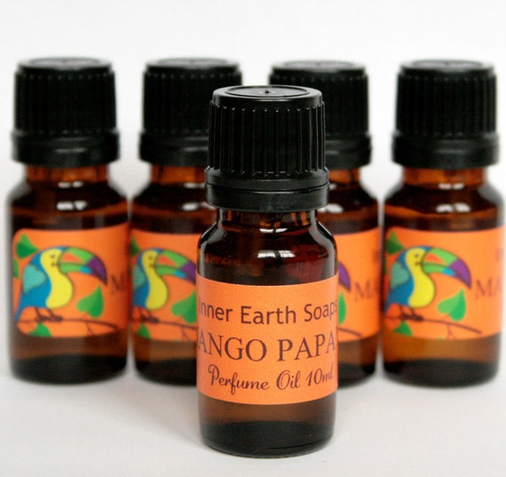 Mango Papaya Perfume Oil