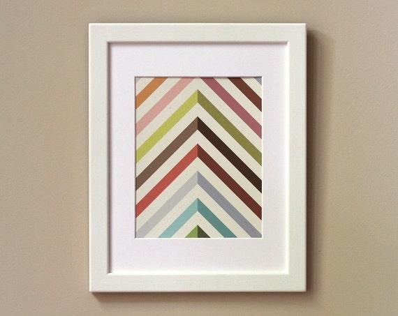 Art Print 8 x 10 - Technicolor