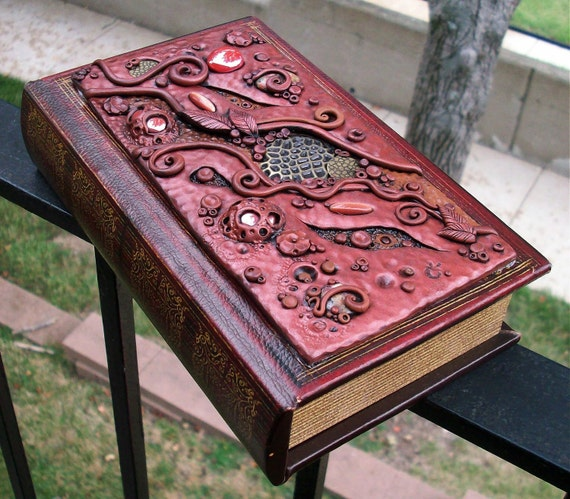 Secret Compartment Book Safe Box Altered