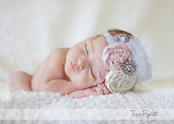 The Lucy Rose PDF Headband Pattern