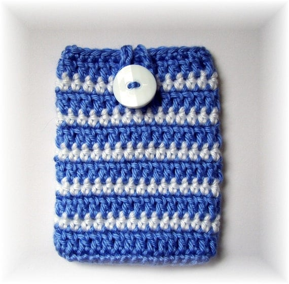 Crocheted MP3, Phone Cozy Pouch