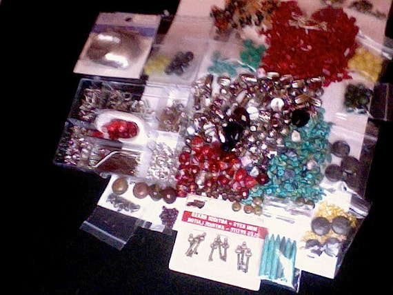 receipt  68 dollars Bulk supply beads for 31 dollars lobster clasps project lot clasps skeleton keys brass