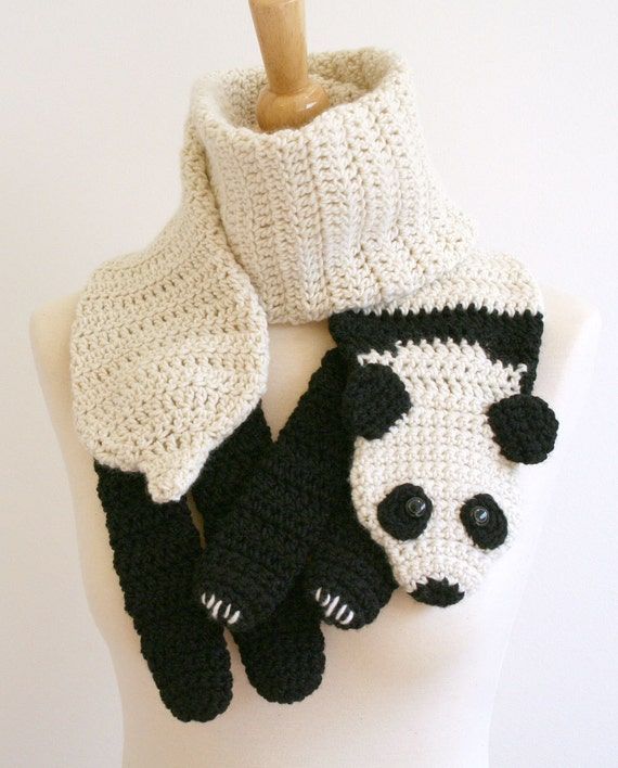 Free Crochet Patterns For Animal Scarves : Gallery For > Crochet Animal Scarf