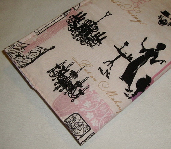 Romantic Silhouettes Weekly Academic Planner 2011 / by WolfBait from etsy.com