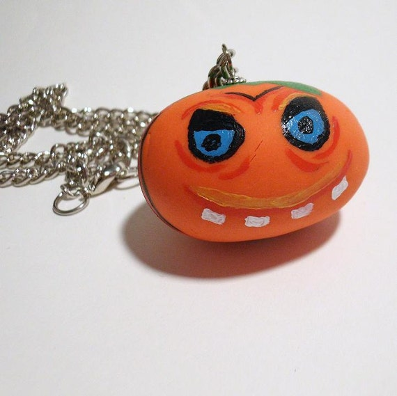 Mr JackOLantern Necklace