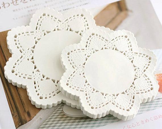 Tiara Paper Doilies (6 inch 50 sheets)