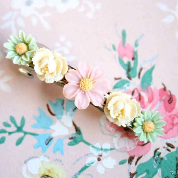 Romantic French Barrette