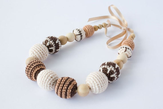 Mom necklace Tiramisu - Coffy, Chocolate and Creamy - Free Worldwide Shipping