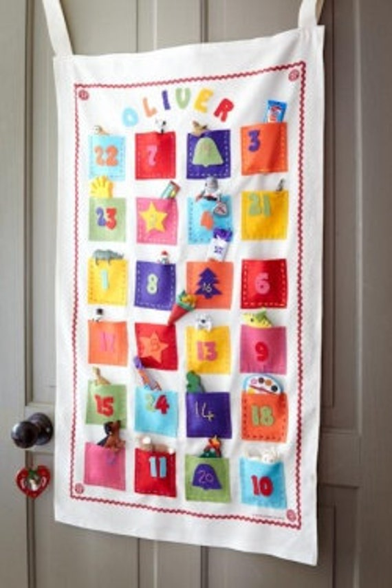 Christmas Advent Calendar Kit