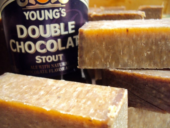 Double Chocolate Stout, Barblesnap Faery Repellent, Beer Soap