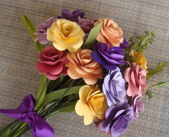 Про симпатию и бумажные цветы