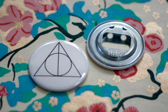 Deathly Hallows Bottle Opener - Harry Potter