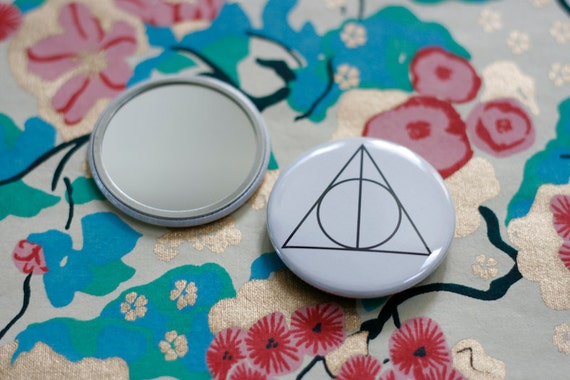 Deathly Hallows Mirror - Harry Potter