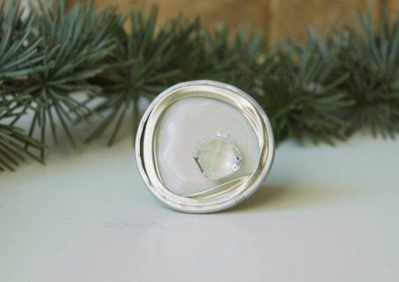 anello ecologico in alluminio