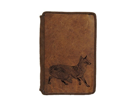 Best Kindle Fire Leather Case - Fox