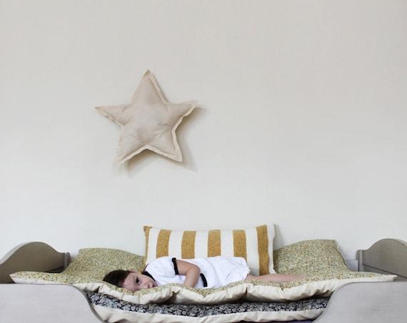 Mattress Pad / Play Mat / Nap Mat  (crib / toddler)